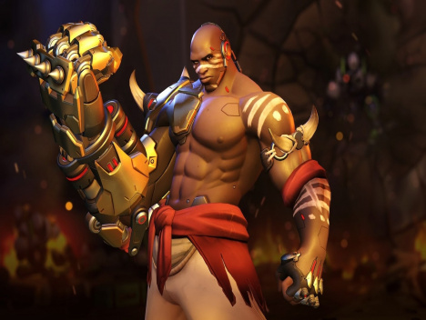 Shoryuken! Der Dragon Punch ist da!: Doomfist erobert Overwatch