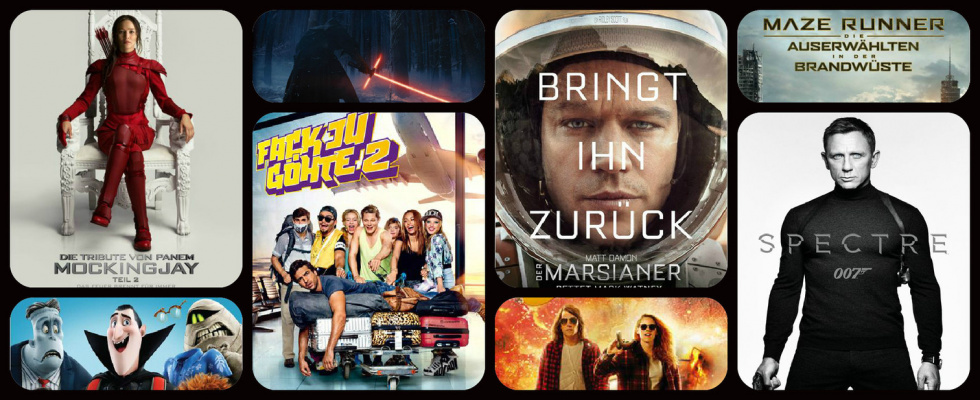 Star Wars VII, der neue James Bond, Mockingjay 2 und Co. : Die Kino-Highlights für den Herbst/Winter 2015