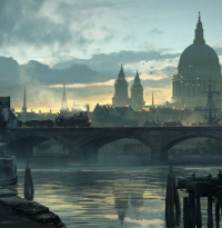 "So sah London zur Zeit der industriellen Revolution aus: Assassin's Creed Syndicate - ""London Horizon""-Trailer"