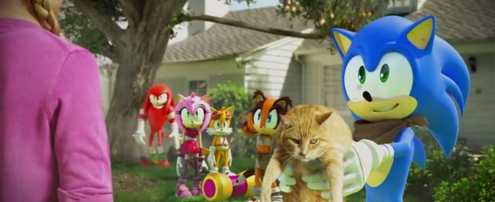 Sonic Boom: Ryse of Lyric | TV-Trailer: Grumpy-Cat mag keine Yuppie-Halstücher
