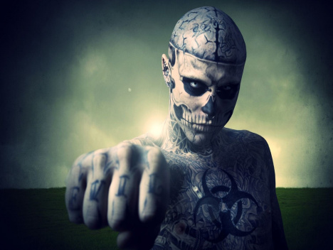 "Partykollaboration im Vanity in Köln: ""Drunken Monsters"" und ""Sweet Monkeys"" holen Zombie Boy"