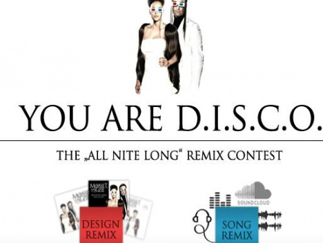 "Mousse T. Remix Contest: ""You are D.I.S.C.O."" – The Audiovisual"