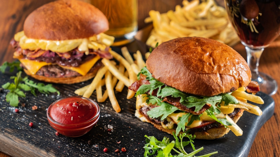 What's Beef, Richie'n Rose und Co.: Die besten Burger in Düsseldorf im Social-Media-Ranking