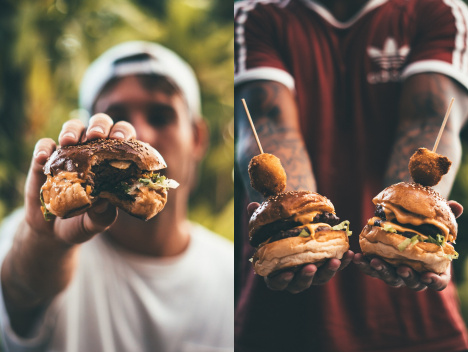 21. & 22. September: Beats & Burger Festival in der Alten Backfabrik
