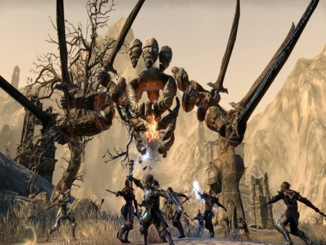 The Elder Scrolls Online: Tamriel Unlimited | PC, PlayStation 4 & Xbox One: Bethesda lässt die Abo-Gebühren fallen
