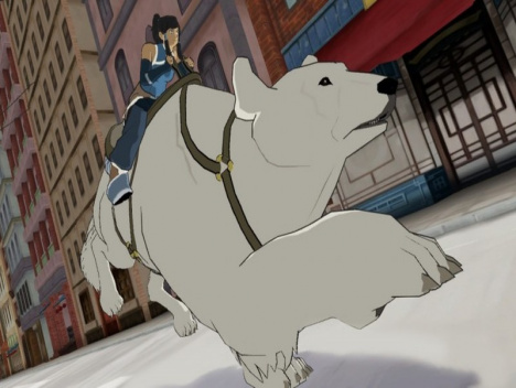 The Legend of Korra | Platinum Games: Earth! Fire! Air! Water!