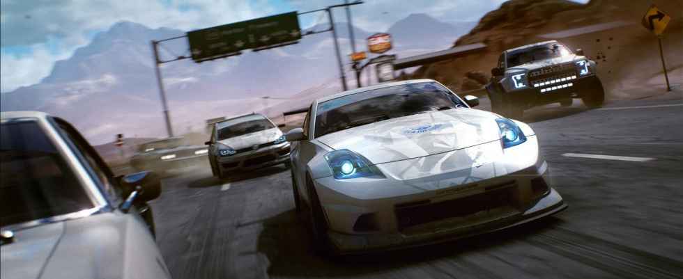 Need for Spielspaß: Need for Speed Payback im Test