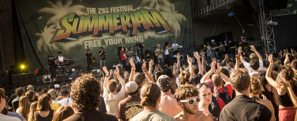 """Share Your Love"": Love und Reggae beim Summerjam Festival"