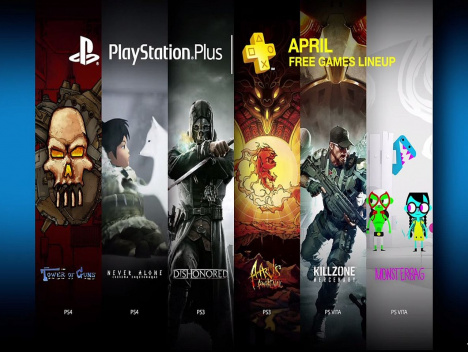 Dishonored, Never Alone und Killzone Mercenary kostenlos: PlayStation Plus im April 2015