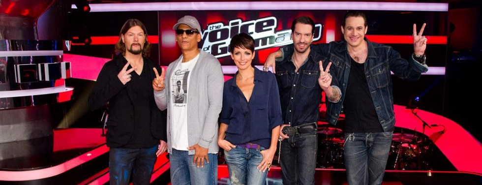 "The Voice of Germany: ""Wer zum Teufel ist Chris?"""