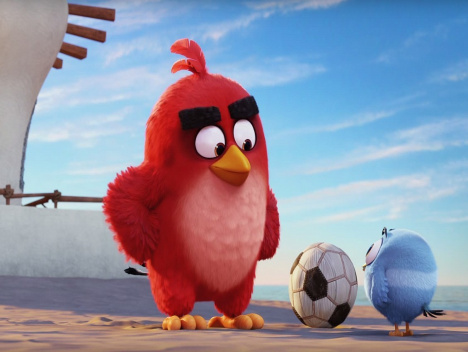 "Wut-Management für bunte Vögel: ""Angry Birds - Der Film"" - Trailer"