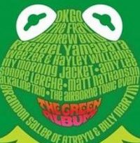Mahna Mahna: Various Artists: Muppets - The Green Album