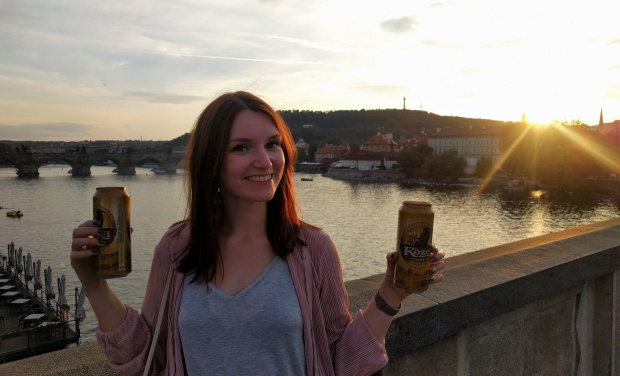 Welcome to the East!: Marlenas Erasmussemester in Prag