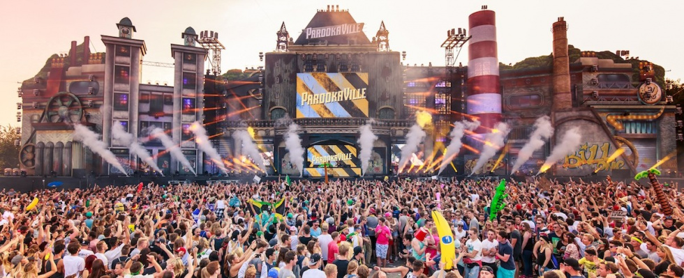 Parookaville 2017: Mega-Party mit David Guetta, Robin Schulz und Co.