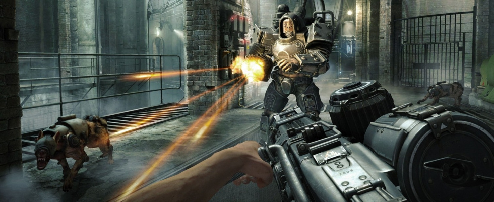 Zurück nach Castle Wolfenstein: Wolfenstein: The Old Blood - Launch-Trailer