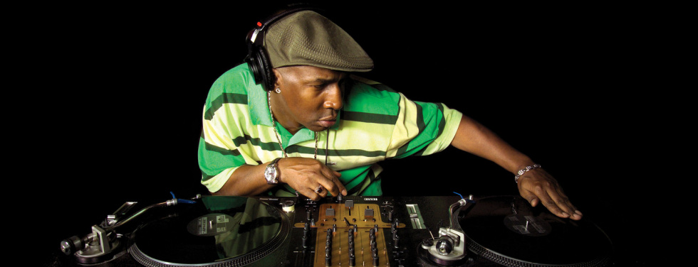 "Am 29. Dezember 2012: This is ""The Message"": Grandmaster Flash kommt ins attic!"