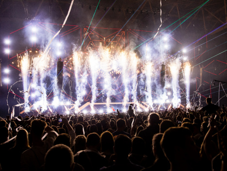 "2020 startet gut!: ""World Club Dome Winter Edition"" in Düsseldorf"