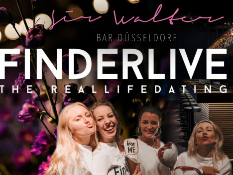 """Finderlive"" im Sir Walter: Bachelor-Kandidatin Stefanie Gebhardt lädt zur Single-Party"