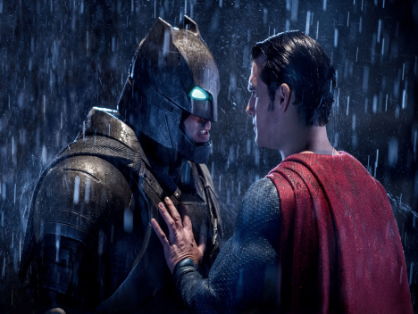 Batman v Superman: Konfuses Duell der Superhelden