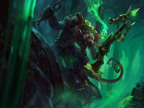 League of Legends Patch 4.6: Twitch-Rework, clevere Bots und Top Lane Tuning