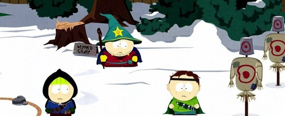 South Park: The Stick of Truth: VGX 2013 Trailer