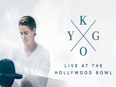 "DJ, Produzent, Tropical House Koryphäe: ""Kygo: Live at the Hollywood Bowl"" ab sofort auf Netflix"