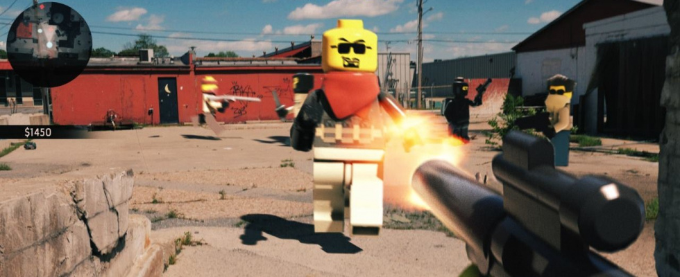 Neuer YouTube-Hit von AndrewMFilms: LEGO: First Person Shooter