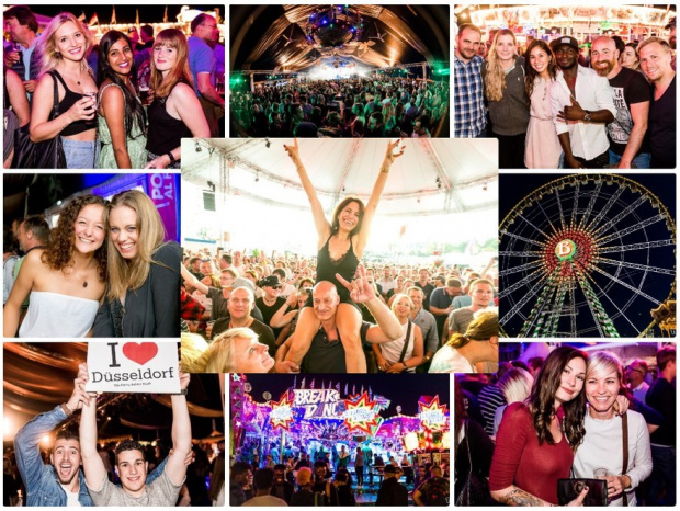 Alle Partys, alle Bands, alle Stars: Der ultimative Kirmes-Partyguide