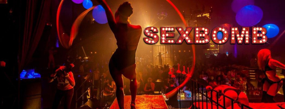 Party-Zirkus am 2. August: Sexbomb gastiert in der Nachtresidenz