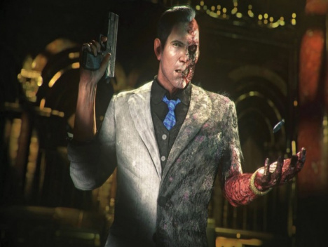 Batman: Arkham Knight | Screenshots: Kopf oder Zahl?