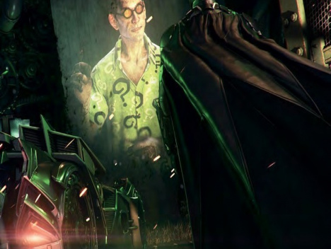 Batman: Arkham Knight | Screenshots: Riddle me this...