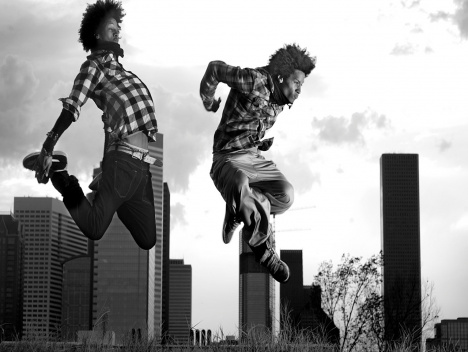 "Opening am 31. Januar: Neues Partylabel ""High Ball"" holt ""Les Twins"" in die Rudas Studios"