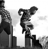 """Opening am 31. Januar: Neues Partylabel """"High Ball"""" holt """"Les Twins"""" in die Rudas Studios"""