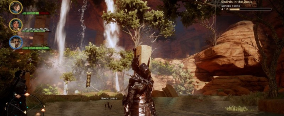 "Dragon Age: Inquisition | Launch Trailer: ""What a wonderful World!"""