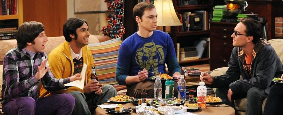 "Hit-Comedy trifft Kult-Film: ""Big Bang Theory"" kooperiert mit den Machern von Star Wars"