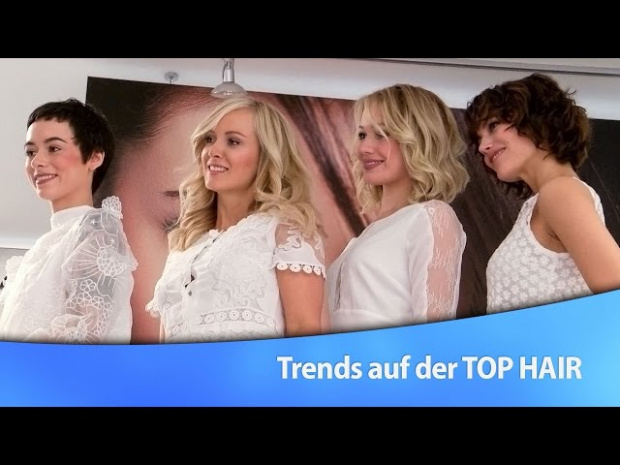 Trends auf der Top Hair 2017 in Düsseldorf