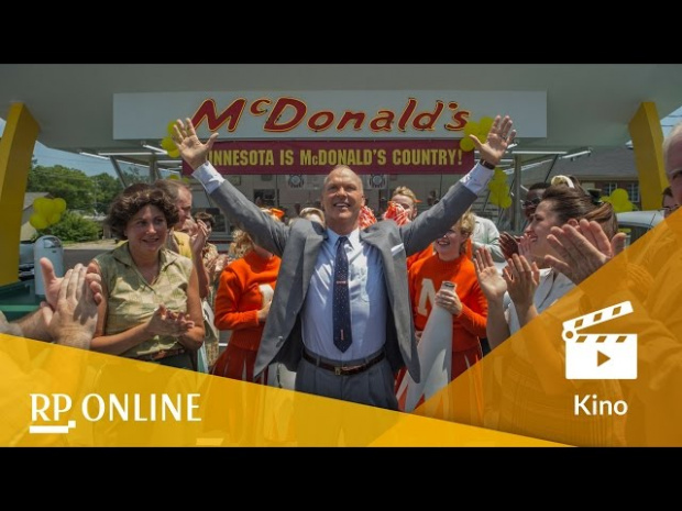 The Founder - Filmreview