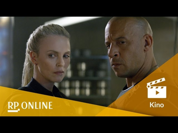 "Actionserie ""Fast and Furious 8"" jetzt im Kino"