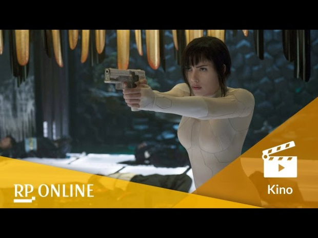 Ghost In The Shell – jetzt im Kino