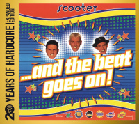 scooter, and the beat goes on, cover (image/jpeg)