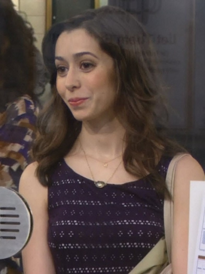"Cristin Milioti spielt in der US-Serie ""How I Met Your Mother"" die Mutter von Teds Kindern."