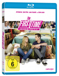 The First Time. Cover (image/jpeg)