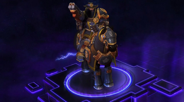 Heroes of the Storm Raynor (image/jpeg)