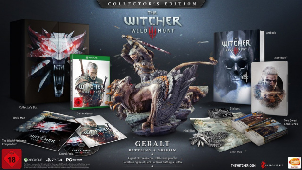 The Witcher 3 Collectors Edition - image/jpeg