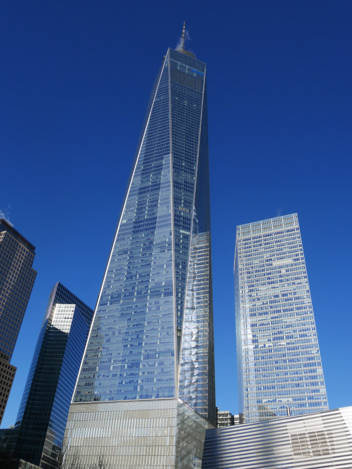 Das neue One World Trade Center