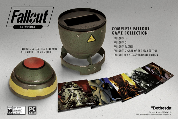 Fallout Anthology - image/jpeg