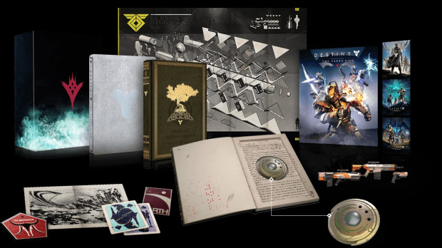 Destiny The Taken King Collector's Edition - image/jpeg