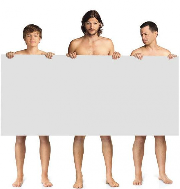 Two and a half men - neue folgen mit Ashton Kutcher (image/jpeg)