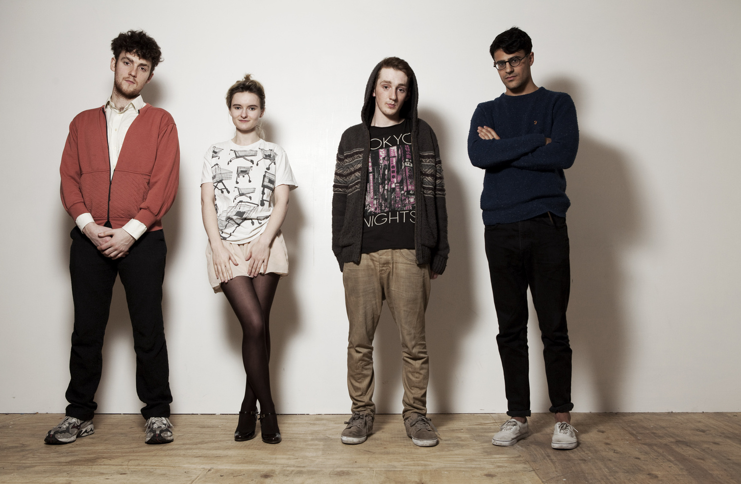 """Clean Bandit"" waren bereits Support-Acts von London Grammar, Rudimental, den Basement Jaxx und Disclosure."