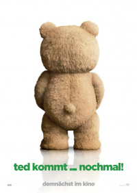 Ted 2 Poster - image/jpeg